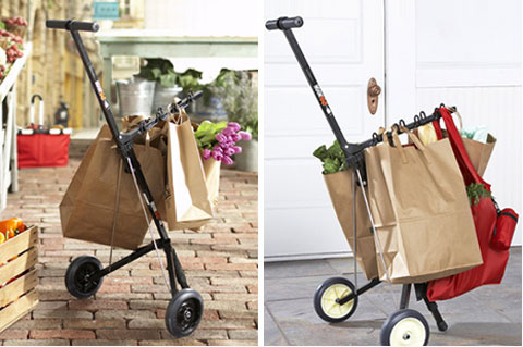 shopping cart hook go - Hook & Go: Let the shopping begin!