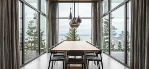 slope house dining room 300x140 - Long Horizontals