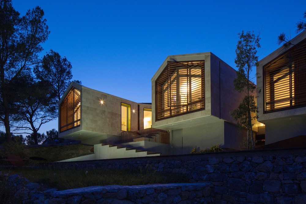 Individual House Modern Architecture