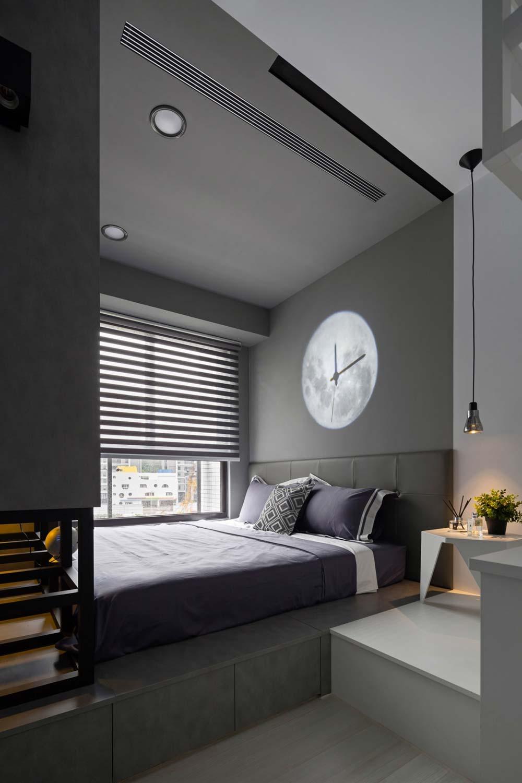 small apartment bedroom sc2 - Grotta Azzurra