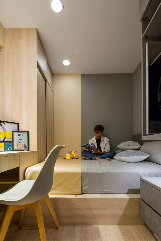 small apartment bedroom sc3 - Grotta Azzurra