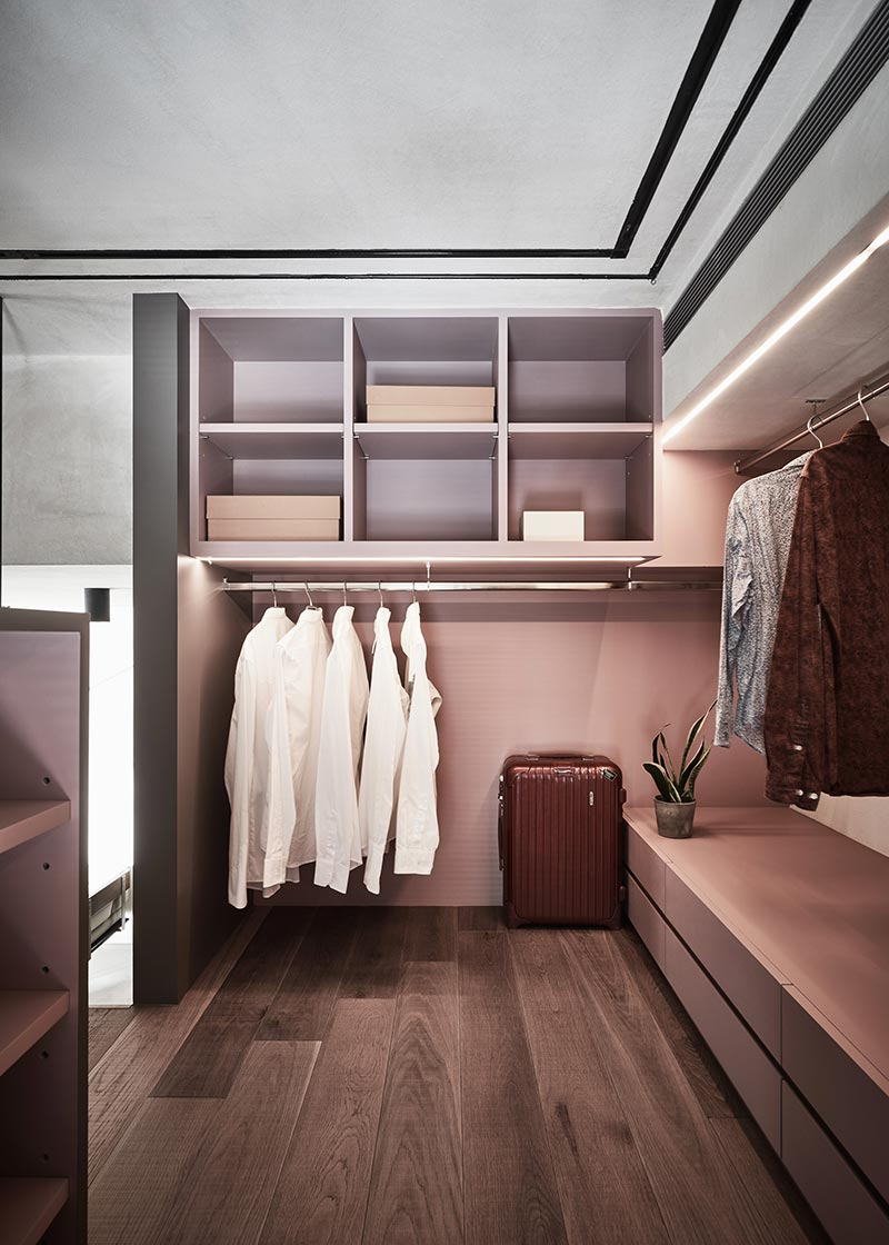 small apartment closet design kc - Apartment X