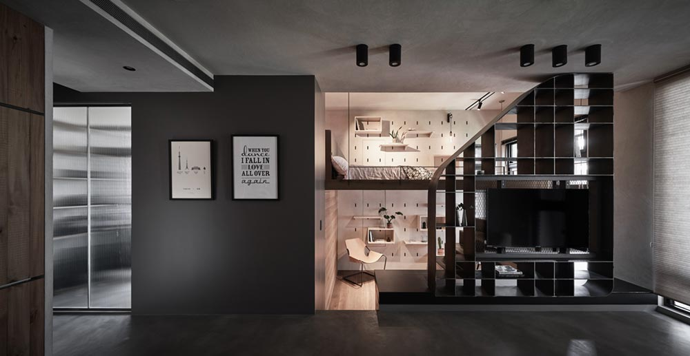 small apartment design kc - Apartment X