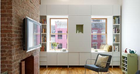 Finger Apartment Small Design