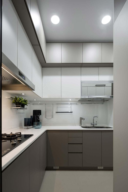 small apartment kitchen sc - Grotta Azzurra