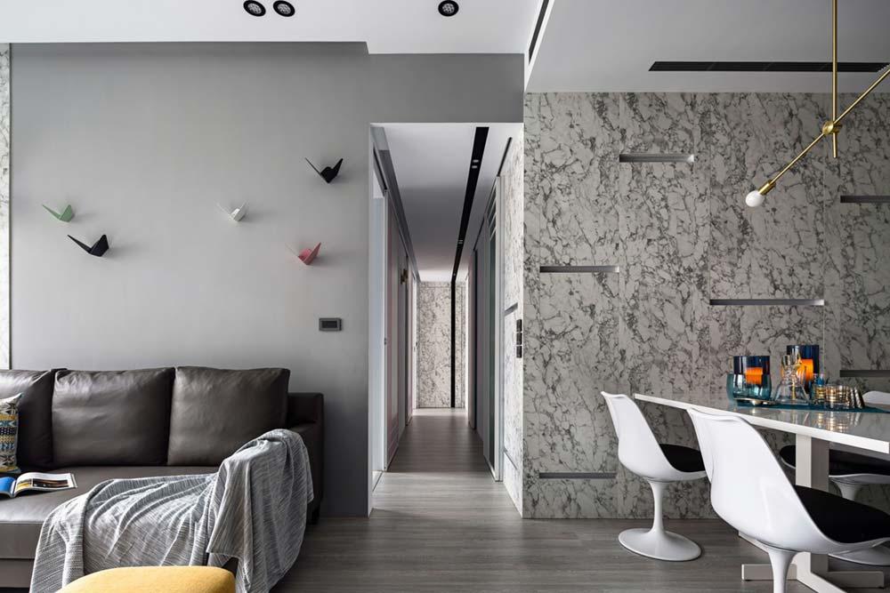 small apartment lighting sc - Grotta Azzurra