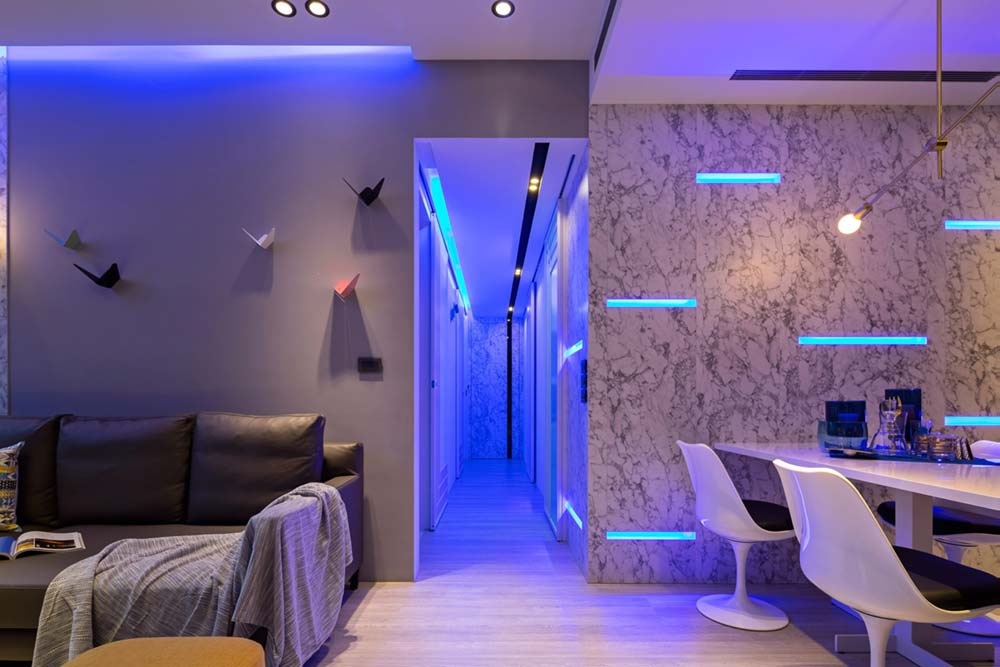 small apartment lighting sc2 - Grotta Azzurra