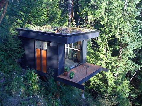 Enjoyable 5 Small Cabin Retreats Youll Adore Modern Cabins Largest Home Design Picture Inspirations Pitcheantrous