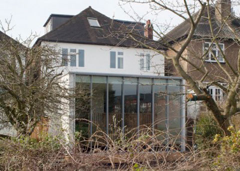 small extension orangery 9 - The Orangery: from darkness to lightness
