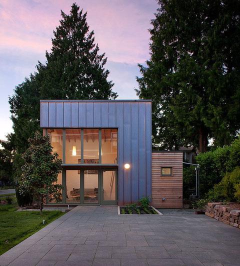 Garden Pavilion: The Secret Of Simplicity