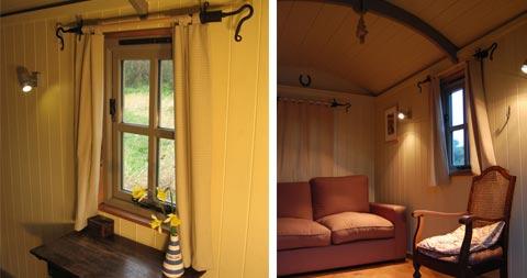 small home plankbridge 4 - Plankbridge Shepherd Hut
