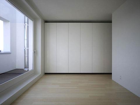 House ijburg: tender house modern architecture