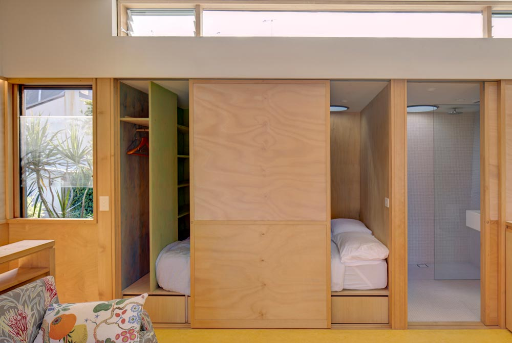small house design storage pm - Laneway Studio