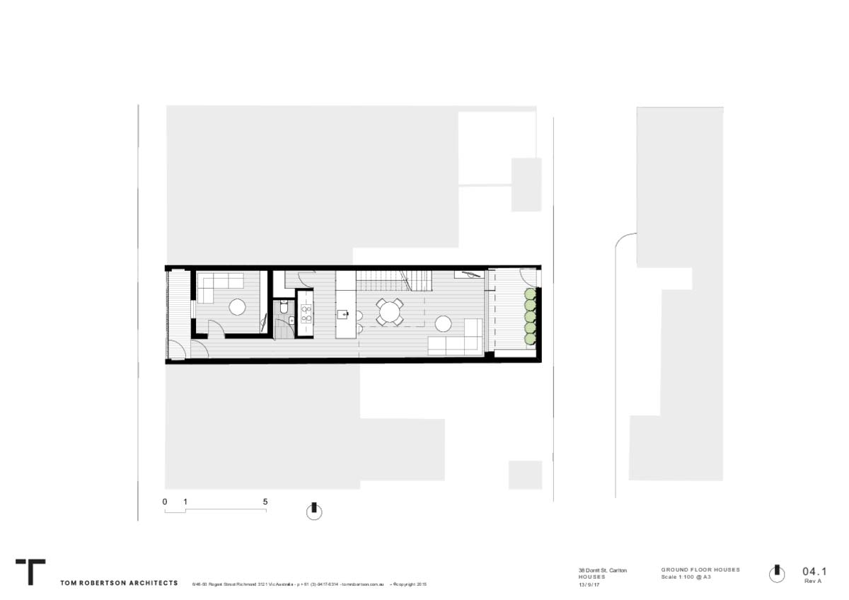 small house extension design plan tr - Carlton House Addition