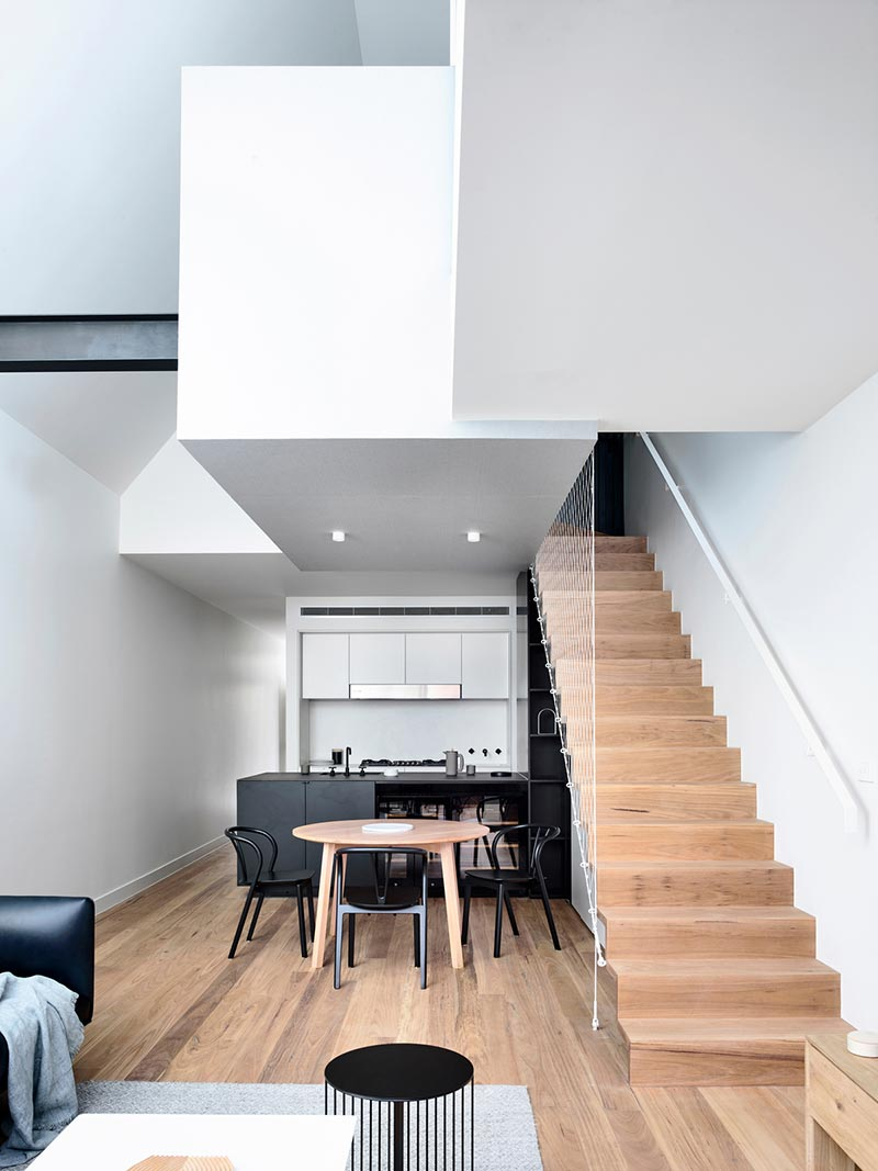 small house extension design space tr - Carlton House Addition