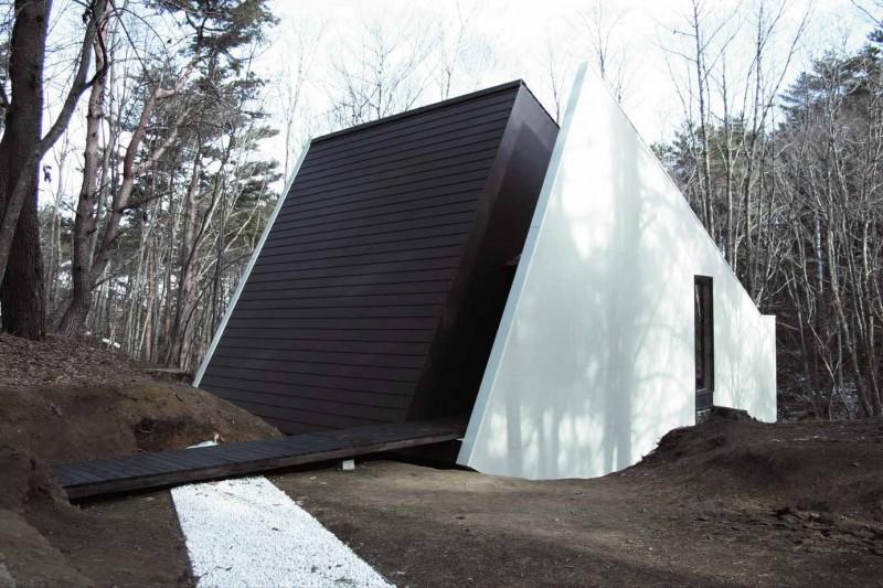 small house japan c2 800x533 - C2 House