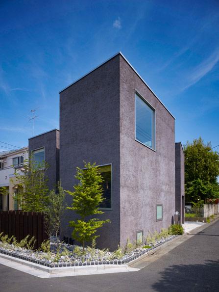 Ogikubo House Solving A Puzzle Japanese Architecture