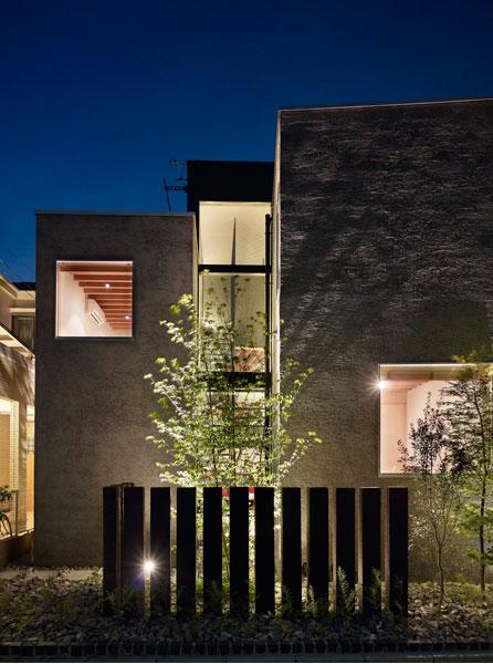 Ogikubo House solving a puzzle Japanese Architecture Small Houses