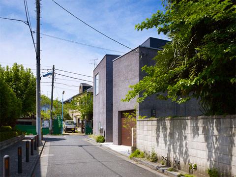 small house japan ogkb 10 - Ogikubo House: solving a puzzle