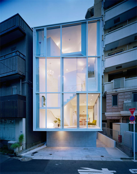 once again japanese architects - Japanese Architecture Small Houses
