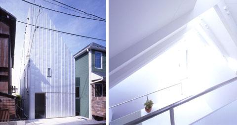 small house nakaikegami 2 - Small House in Naka-Ikegami