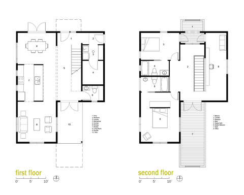 architecture small house plan
