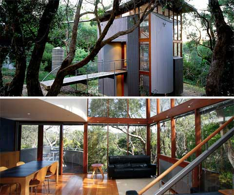 Architecture  Home Design on Published In Modern Architecture   Small Houses
