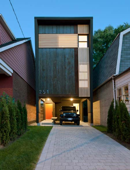 modern small house architecture