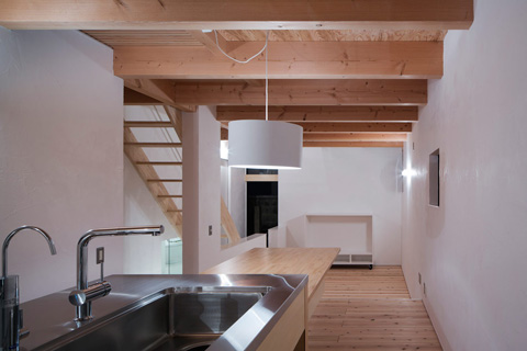 house of shimamoto: clear sign of privacy - japanese architecture