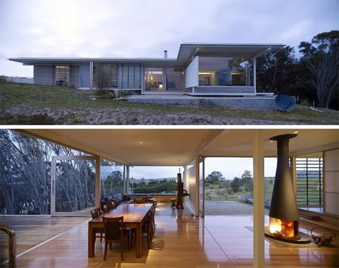 Fantastic Arm End House Small And Sustainable Coastal Homes Prefab Homes Inspirational Interior Design Netriciaus