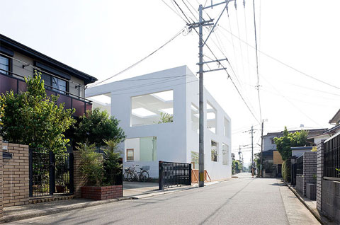 small japanese house n9 - House N: Japanese wrapped home