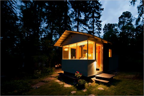 A Small Cabin In Helsinki City Cottage Modern Cabins