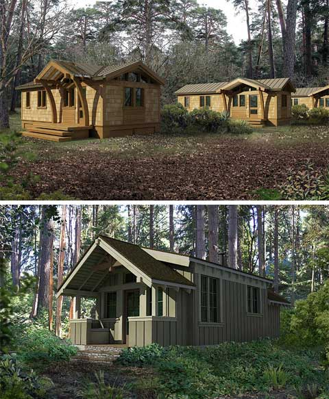 Small Manufactured Cabins Joy Studio Design