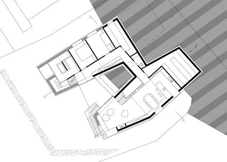 Small twin house plans