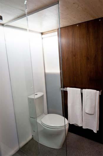 small prefab cabin fbrhus6 - Small Prefab Cabin: Pavillon Faberhaus