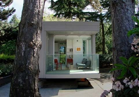 Small prefab l41 home for all prefab homes small houses for Eco homes canada