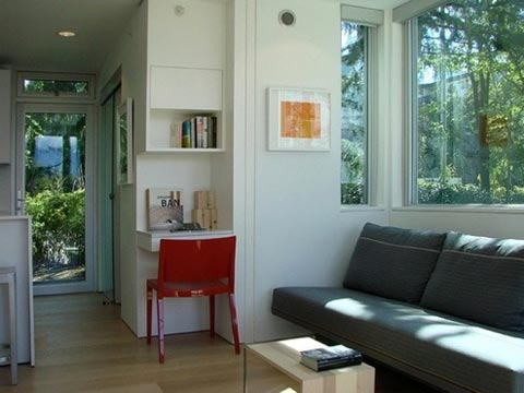 small prefab home l414 - Small Prefab: L41 Home For All
