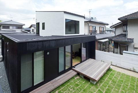 small prefab home niu 5 - Niu House: an inhabitable prefab composition