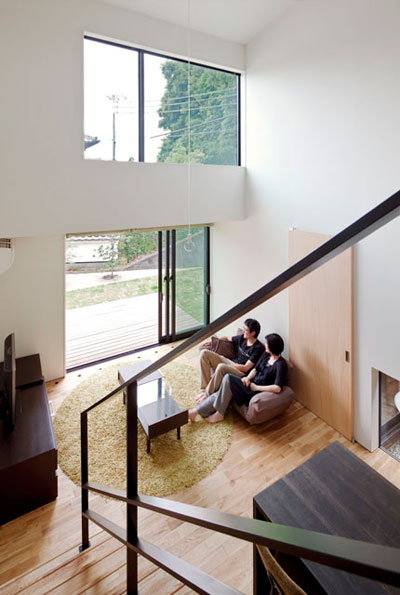 small prefab home niu 6 - Niu House: an inhabitable prefab composition