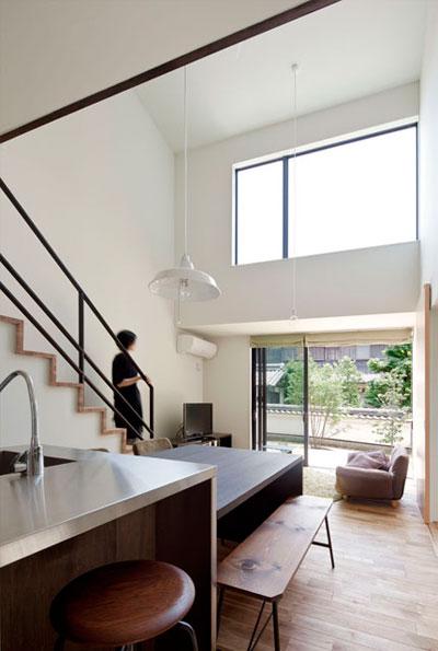 small prefab home niu 7 - Niu House: an inhabitable prefab composition