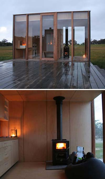 small prefab home s2 - Prefab EcoStudio & Thinktank
