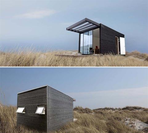 Small Prefab Mini House One Prefab Cabins