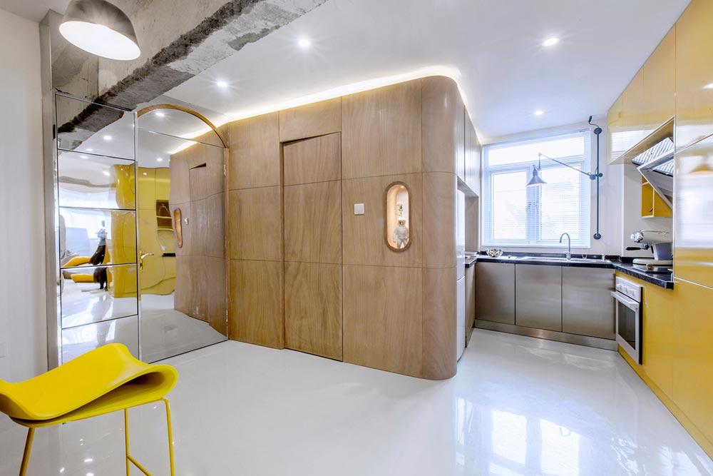 small space apartment design bathroom td - 10° home