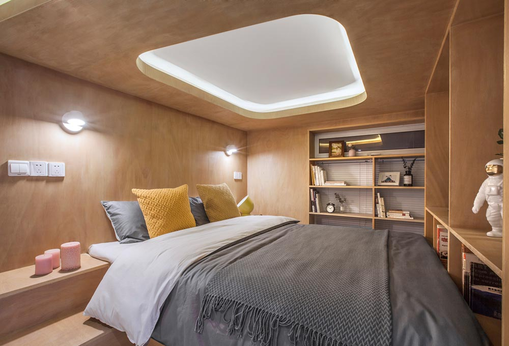 small space apartment design bedroom td - 10° home