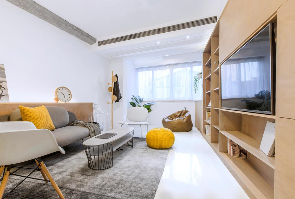 small space apartment design living td - 10° home