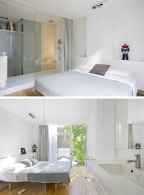 Casa H Brussels A Small Dream Home Small Spaces