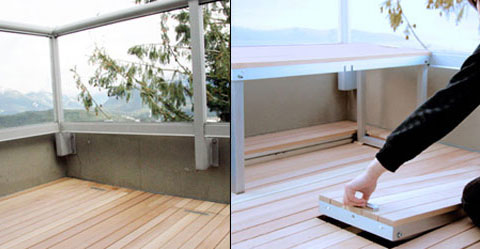 small spaces spaceless 41 - Spaceless: Hidden furniture for small spaces