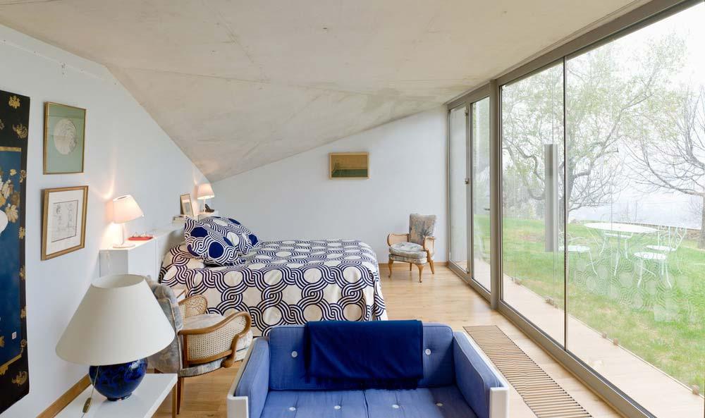 small studio bedroom extension ema - SPE House