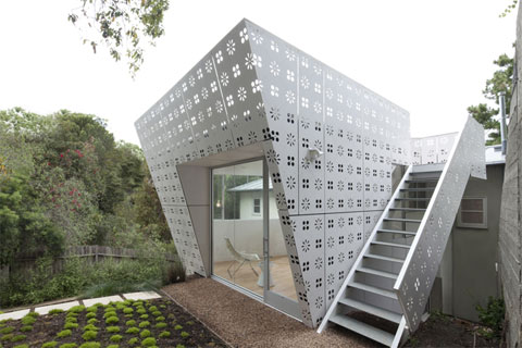 diamond house crystalline home extensions small houses
