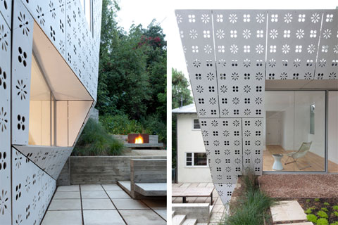 small studio diamond 4 - Diamond House: crystalline